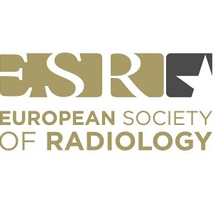 European Society of Radiology logo