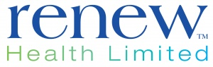 renew health limited logo
