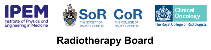 Radiotherapy Board banner