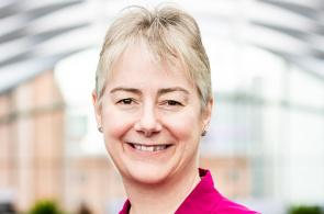 RCR President Dr Jeanette Dickson