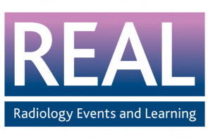 Radiology Events and Learning (REAL) logo