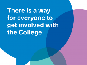 There is a way for everyone to get involved with the College