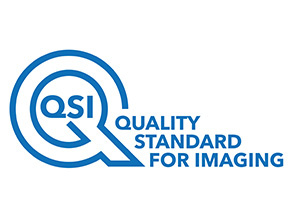 The Quality Standard for Imaging (QSI) logo