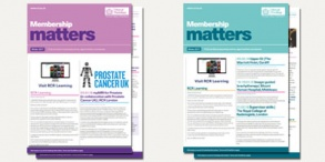 Membership Matters covers