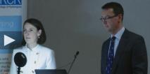 Dr Elizabeth Dick and Dr Philip Coates
