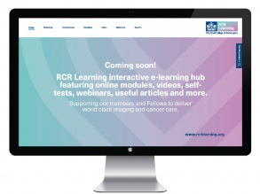 RCR Learning screen image