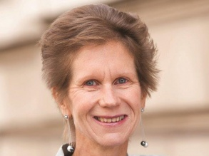 Dr Nicola Strickland,  President-elect of The Royal College of Radiologists