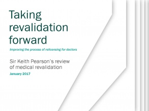 Taking Revalidation Forward