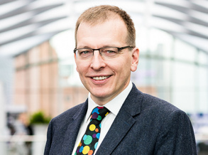 Dr Tom Roques, Medical Director, Professional Practice, Clinical Oncology