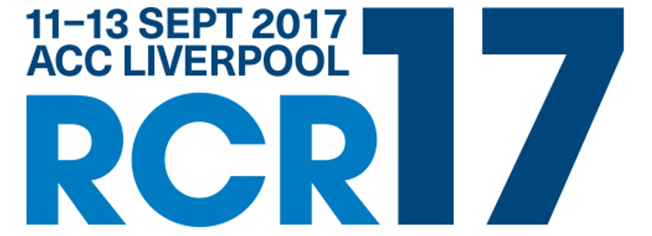 RCR17 - the new RCR annual conference for oncologists and radiologists