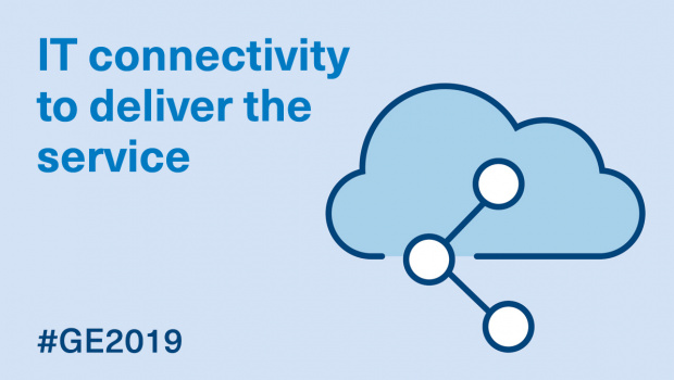 Manifesto 2019: IT connectivity to deliver the service