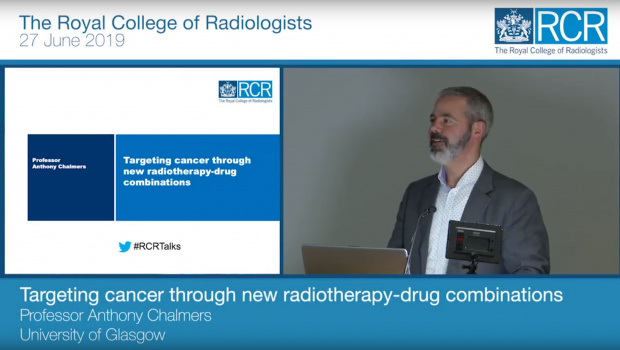 Professor Anthony Chalmers: Targeting cancer through new radiotherapy-drug combinations