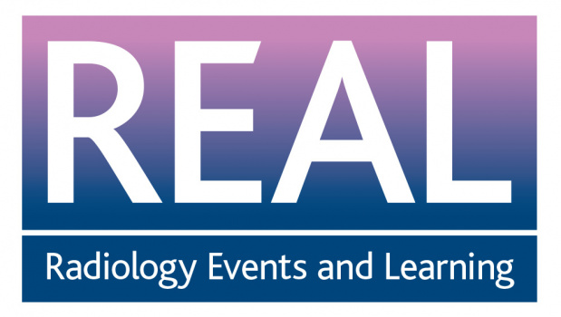 Radiology Events and Learning (REAL) newsletter logo