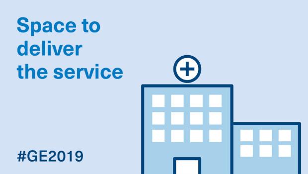 Manifesto 2019: space to deliver the service