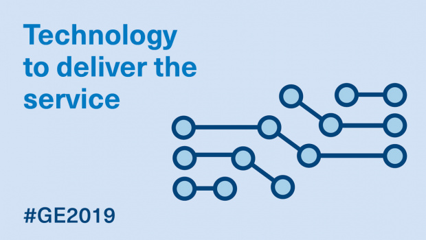 Manifesto 2019: technology to deliver the service